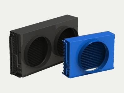 Condensadores de Aire (CDE y CND)