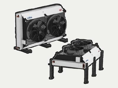 Condensadores Remotos a Aire tipo Plano (CLP)