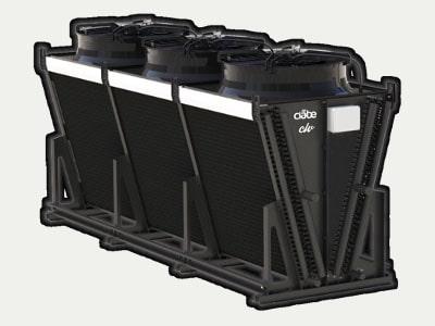 Condensadores Remotos a Aire tipo ''V'' (CLV)