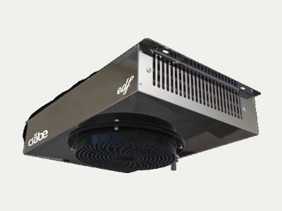 Evaporadores de Aire Forzado para Techo de Doble Flujo (EDF)