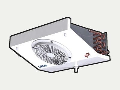 Evaporadores de Aire Forzado tipo Trapezoidal (EFT)