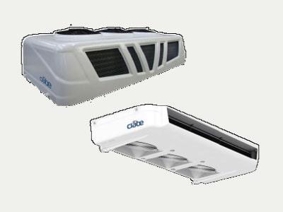 Evaporadores y Condensadores para Transporte Refrigerado